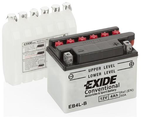 f62c76aebe8 Baterie Exide 12V 4Ah EB4L-B, EXIDE | Spotel.sk