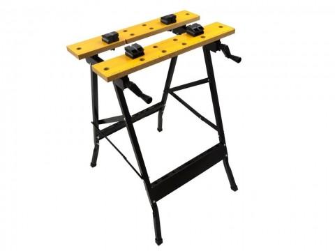 Pracovní stůl, nastavitelný, nosnost 100 kg GEKO