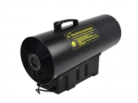 Horkovzdušná plynová turbína s termostatem, 65kW GEKO
