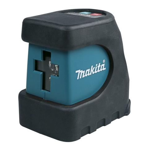 Křížový laser Makita SK102Z, ochrana IP54, pracovní taška