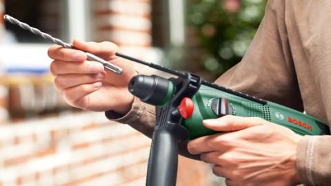 Vrtací kladivo Bosch PBH 2100 RE, 1,7J, 550W, 2,2kg, 06033A9320