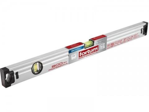 Vodováha, 800mm, přesnost 0,5mm/1m, FORTUM