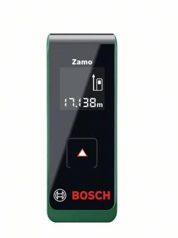 Digitální laserový dálkoměr Bosch Zamo, plechové balení, 0603672620