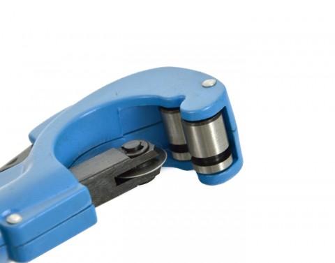 Řezač trubek s odhrotovačem, 3-35mm, GEKO