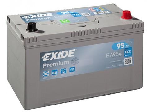 Baterie Exide 12V 95Ah EA954, EXIDE