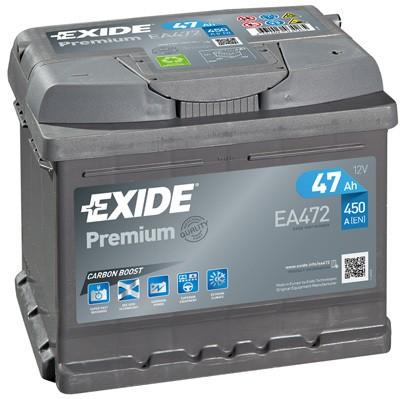 Baterie Exide 12V 47Ah EA472, EXIDE