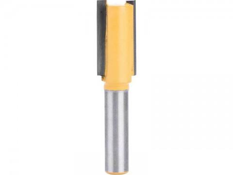 Fréza drážkovací do dřeva, D19xH25, stopka 8mm EXTOL-PREMIUM
