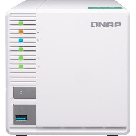 QNAP NAS Server TS-328 3xHDD
