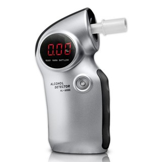 V-NET AL6000 Silver, Alkohol tester (polovodič)