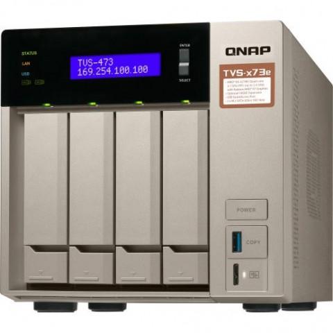 QNAP NAS Server TVS-473e-4G