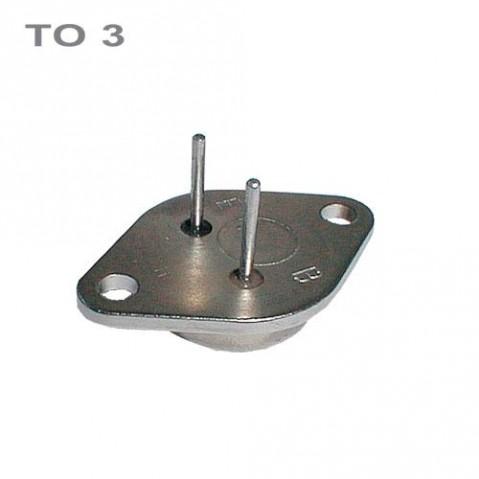 Tranzistor MJ11015  PNP 120V,30A,200W,3MHz  TO3/T1829/BDX66C