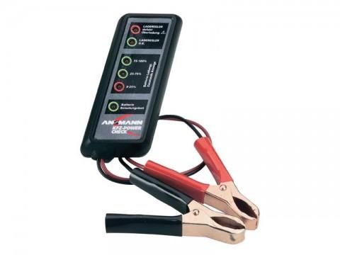 Tester autobaterií Ansmann Power Check, 4000002/01
