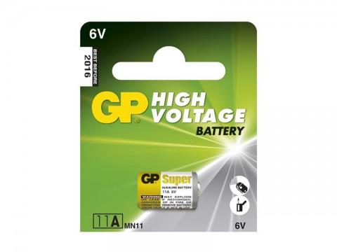 Alkalická špeciálne batérie GP 11AF (MN11) 6