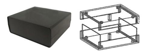 Krabička Z4A