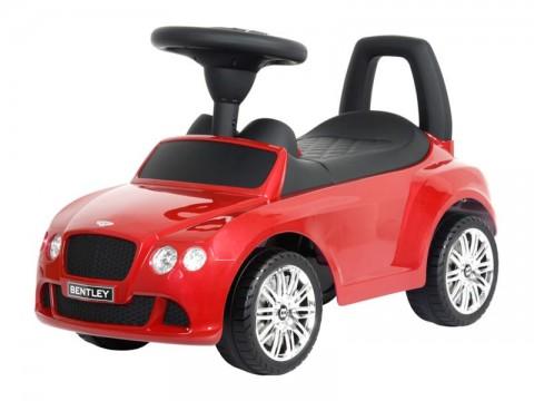 Odrážadlo Bentley BUDDY TOYS BPC 512 červené