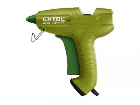 Pištoľ lepiaca, priemer 11mm, 65W, EXTOL CRAFT