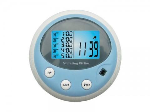 Zásobník na lieky SCALA s meraním pulzu vr. alarmu