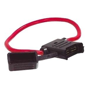 Poistkové púzdro pre autopoistky 19x12mm s krytkou