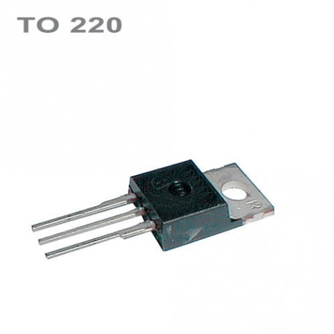 Tranzistor IRFZ44  N-MOSFET 53A 55V 107W 0.017Ω  TO220