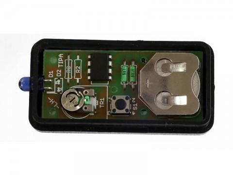 Stavebnica TIPA PT067K Infračervené diaľkové ovládanie (mini vysielač)