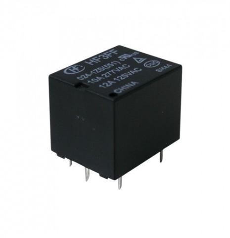 Relé 24V 15A/250VAC  1x přep.  RAS2415/JQC3FF