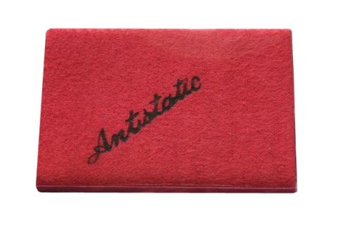 Antistatická čistiaca utierka na gramofónové platne