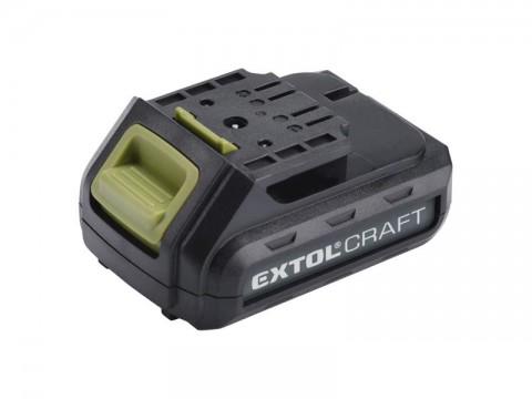 Batérie EXTOL CRAFT 12V 1300mAh 402400B