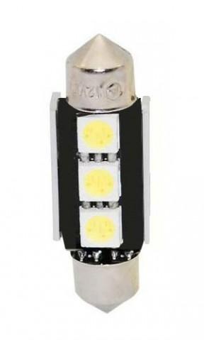 Autožiarovka LED SUFIT(39mm) 12V STU