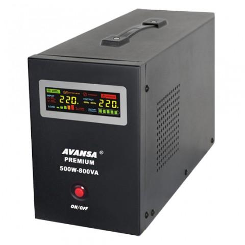 Zdroj záložný AVANS UPS 500W 12V