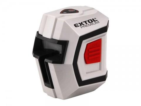 Laser krížový a líniový EXTOL PREMIUM 8823301