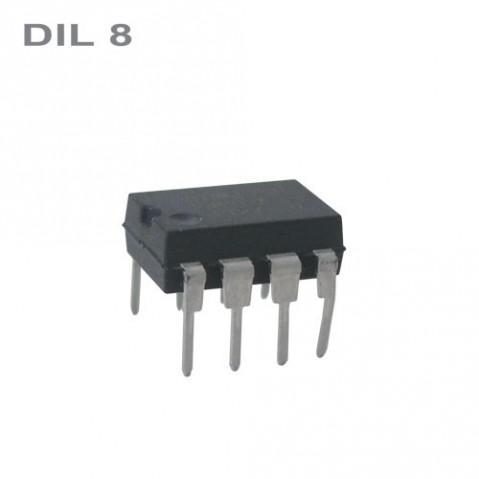 TL062CP    DIL8   IO