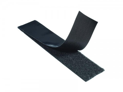 Samolepiaci pásik so suchým zipsom 5m, šíra 8mm