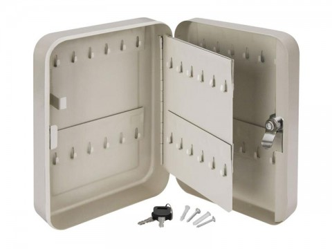 Trezor EXTOL CRAFT 99021 schránka na 48 kľúčov (250x180x80mm)