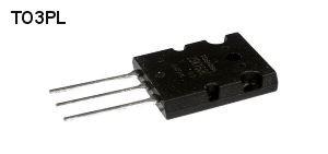 Tranzistor 2SC5200  NPN 230V,15A,150W,30MHz  TO3PL
