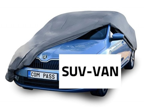 Plachta ochranná na auto COMPASS 05989 vel.SUV-VAN