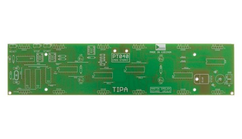 Plošný spoj TIPA PT040 Digitálne CMOS stopky s 45mm RED displejom