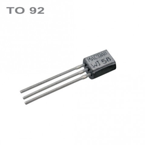 Stabilizátor 78L24 +24V/0.1A    TO92   IO