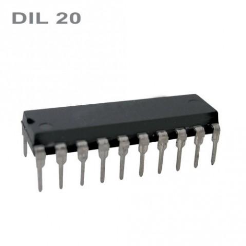 TDA8416    DIL20   IO