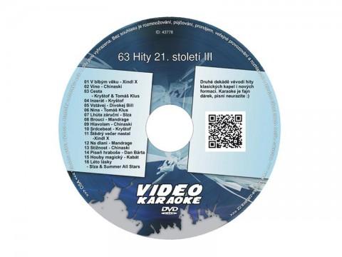 Karaoke DVD Hity 21. storočia III