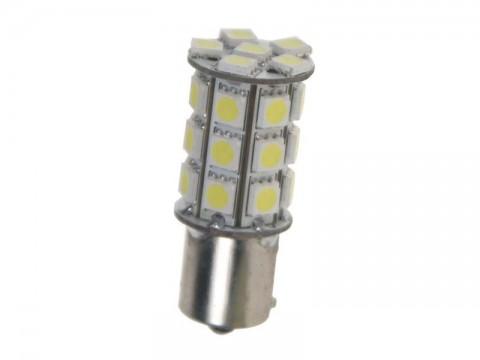Autožiarovka LED BA15s 12V 7,8W STU