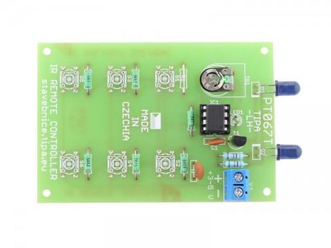 Stavebnica TIPA PT067T Infračervené diaľkové ovládanie (vysielač)