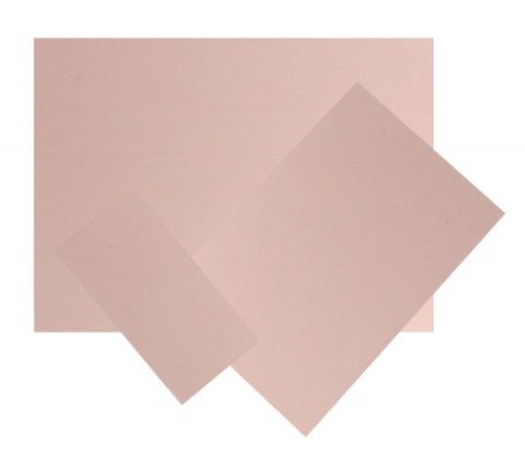 Cuprextit 150x100x1,5 jednovrstvový