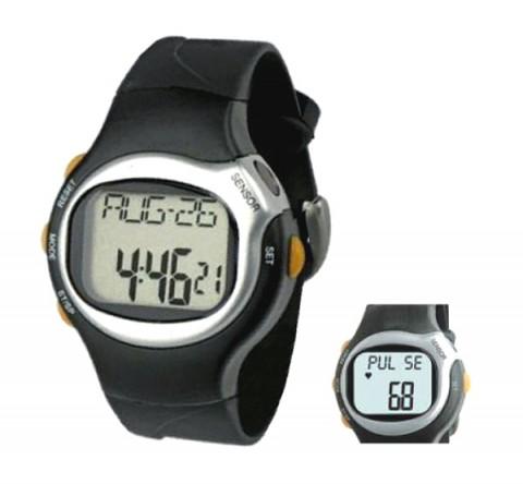 Hodinky digitálne FOREVER DW-100. skladom. Hodinky s měřením  pulsu pulzu tepu Sporttester PW06 ... a2d6a598a60