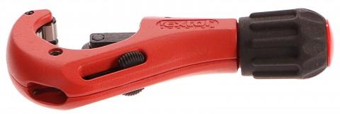 Řezač trubek s odhrotovačem, O 3-42mm, řezací kolečko 20x6x4,8mm, HSS EXTOL-PREMIUM