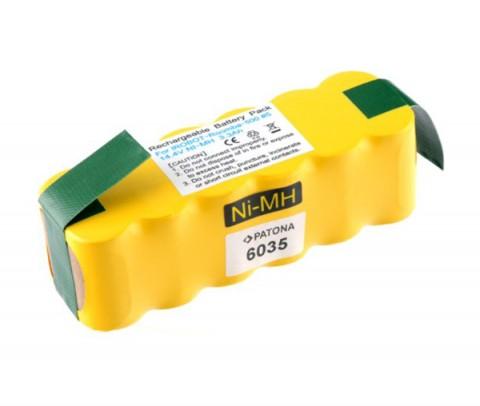 Batérie IROBOT ROOMBA série 5xx / 6xx 3300 mAh 14.4V PATONA PT6035