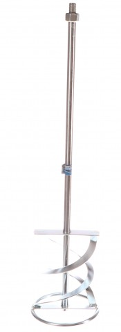 Metla pro stavební míchadla, průměr 140mm, délka 600mm, GEKO
