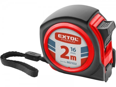 Metr svinovací COMPACT, 5m, š. pásku 25mm, EXTOL PREMIUM
