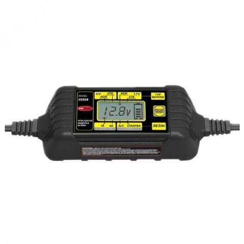 Nabíjačka akumulátorov CARCLEVER 35938 6V/12V 4A