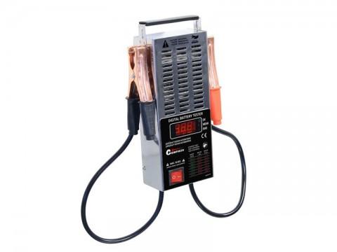 Tester autobatérie záťažový COMPASS 07172  digitálny
