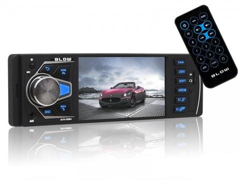 Autorádio BLOW AVH-8984 MP5, USB, SD, MMC, FM, BLUETOOTH + diaľkový ovládač